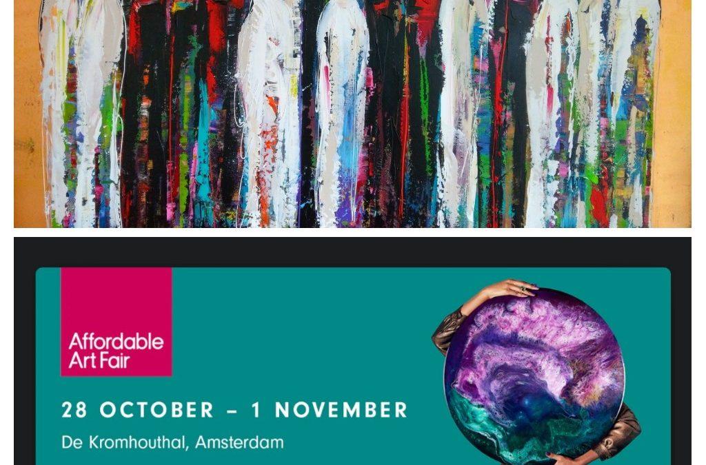 Affordable Art Fair Amsterdam 28 october – 1 november 2020